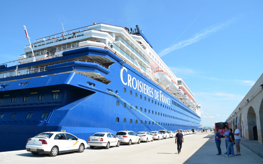 El Port refuerza su posicionamiento internacional con la futura gestión de su terminal de cruceros