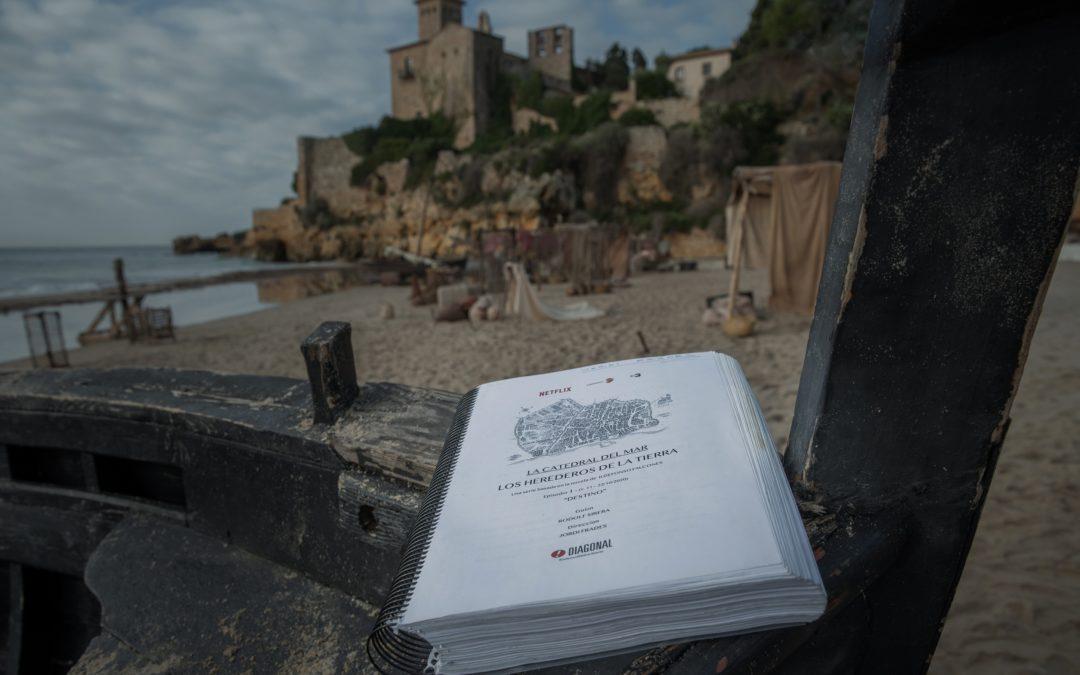 Tarragona, escenari del rodatge de la sèrie de Netflix 'Los herederos de la tierra'