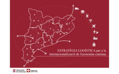 El Govern aprova l'Estratègia Logística per a la Internacionalització de l'Economia Catalana per al període 2020-2040
