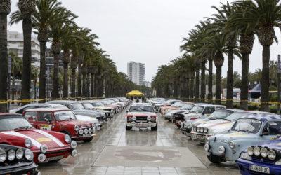 El tàndem Carles Miró i Ivan Matavacas (Porsche) guanyen per segona vegada el Rally Catalunya Històric