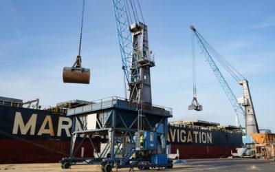 El Port crece en marzo un 34% y cierra el primer trimestre con una mejora del 13%