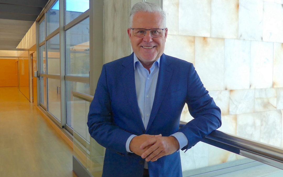 """Pere Granados: """"Els projectes que s'estan executant a Salou, tant de la iniciativa privada com de la pública, fan que tinguem un posicionament privilegiat"""""""
