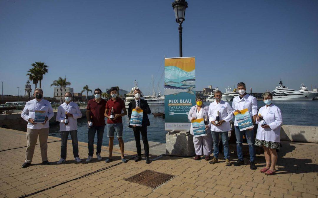 Arriben les primeres Jornades Gastronòmiques del Peix Blau de Tarragona