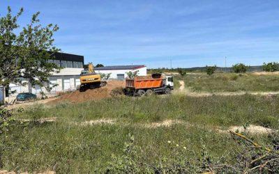 Gandesa modifica el seu planejament per atreure noves empreses al polígon de la Plana