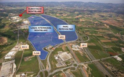 CIMALSA adjudica la construcció d'una planta fotovoltaica al LOGIS Montblanc