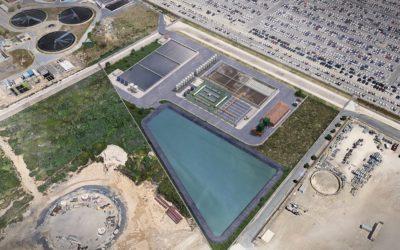 El sector petroquímic de Tarragona assoleix el seu màxim històric de consum d'aigua regenerada, amb 5,4 hectòmetres cúbics