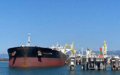 El Port, muy cerca de las cifras prepandemia al registrar 15 millones de toneladas en el primer semestre