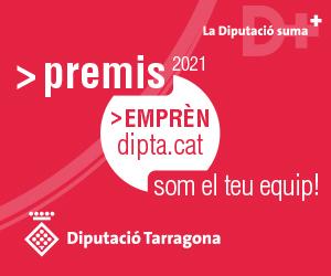 La Diputació convoca els Premis Emprèn 2021, per a projectes emprenedors nascuts a la demarcació
