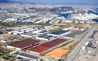 La logística ya representa el 14,4% del PIB catalán