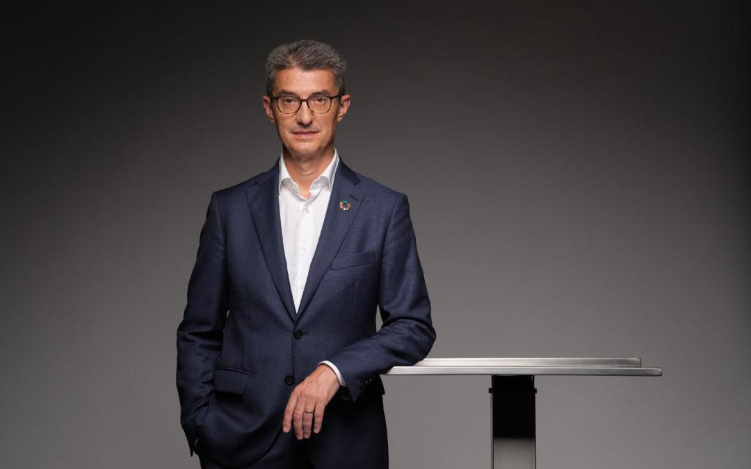 Carles Navarro: «La pandèmia ha provocat que acceleréssim projectes en vendes, l'entrada a l'e-commerce i noves línies de negoci»