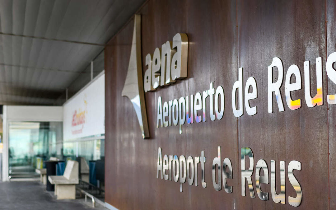 La futura estación junto al aeropuerto y su antecedente fallido