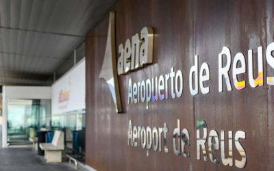 Inversió de 20,8 MEUR a l'aeroport de Reus fins al 2026