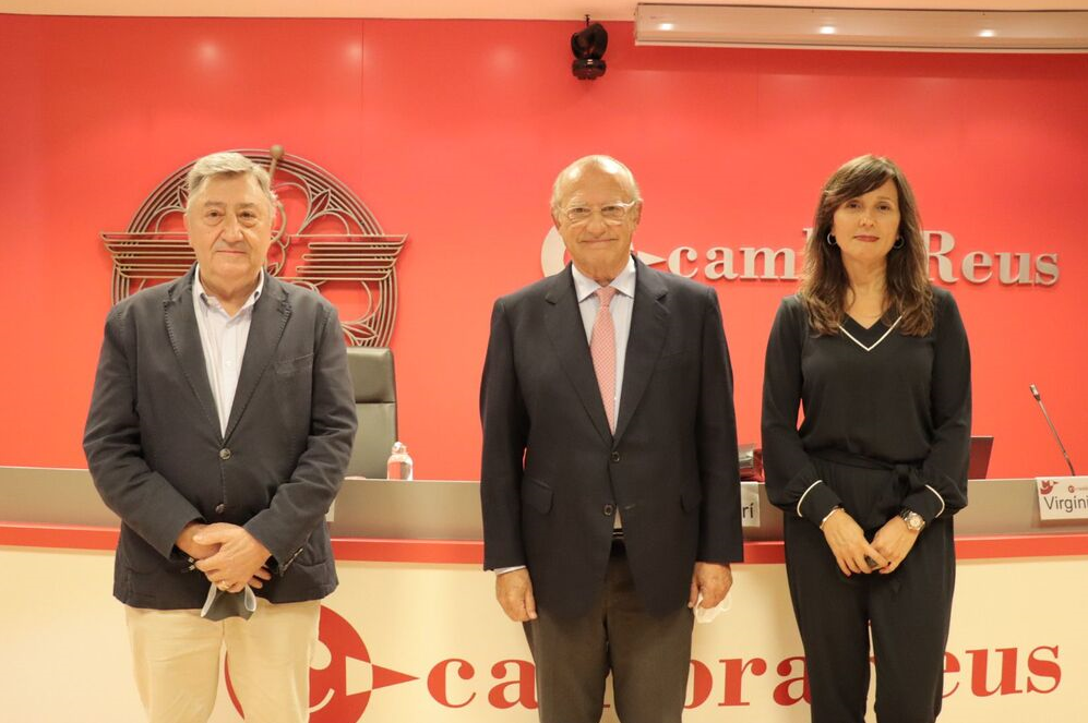 La Cambra de Reus presenta la nova Comissió Jurídica d'Empreses