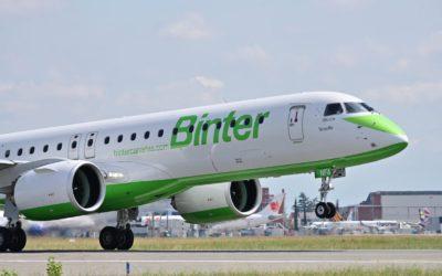 Binter cancel·la la ruta entre Reus i Canàries