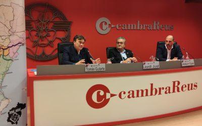 La Cambra de Comerç de Reus i Teruel Existe coincideixen en les reivindicacions en infraestructures del territori