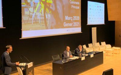 El Consorci d'Aigües de Tarragona participa en el IV Congrés de l'Aigua de Catalunya